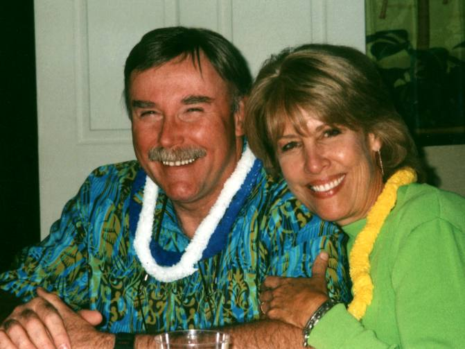 Dr. Bruce and Claudia Porter, Founders, Torchgrab Ministries